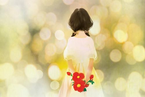 即便是流泪,也是一种纪念。就算是流泪,也回不到童年。