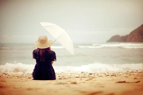 思念未果,大雨滂沱。